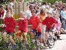 Sommerfest im Sprachheilzentrum - 2004