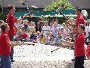 Sommerfest im Sprachheilzentrum 2003