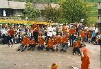 Sommerfest im Sprachheilzentrum 2002