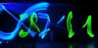 Training zur Lasershow, Bilder: Karsten, Spielerei Calw - 2012 Jahresabschluss SH-Zelli